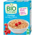 Dukan Porridge Fraise-Framboise Bio