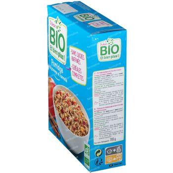 Dukan Porridge Pomme-Cannelle Bio 300 g
