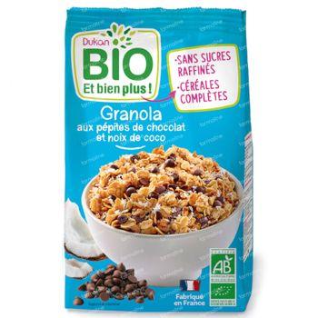 Dukan Granola Choco-Coco Bio 350 g