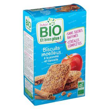 Dukan Moelleux Pomme-Cannelle Bio 150 g