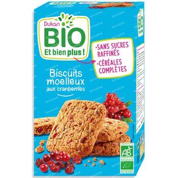 Dukan Moelleux Cranberries Bio 150 g