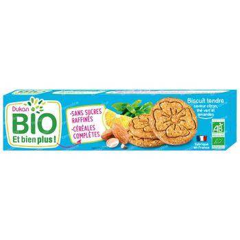 Dukan Biscuits Citron-Chocolat-Graines de Chia Bio 160 g