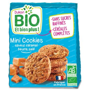 Dukan Mini Cookies Caramel Bio 120 g