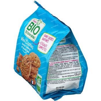 Dukan Mini Biscuits Myrtilles-Graines de Chia Bio 160 g