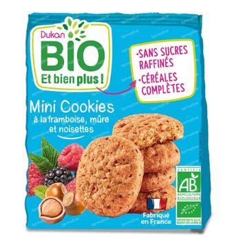 Dukan Mini Biscuits Amande-Framboise-Mûre Bio 120 g