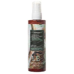 Korres KB Beurre Corporel Spray Noix de Coco - Goyave 250 ml