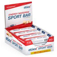 Etixx Energy Sport Bar Marsepein 12x50 g