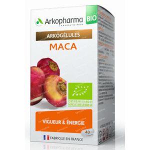 Arkogélules Maca Bio 45 capsules