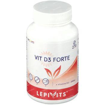 Lepivits Vitamine D3 Forte 270 comprimés