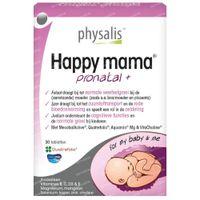 Physalis Happy Mama Pronatal 30  tabletten