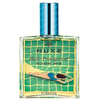 Nuxe Huile Prodigieuse Blue Limited Edition 100 ml spray