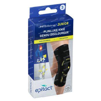 Epitact PHYSIOstrap™ Junior Pijnlijke Knie Maat 3 1 stuk