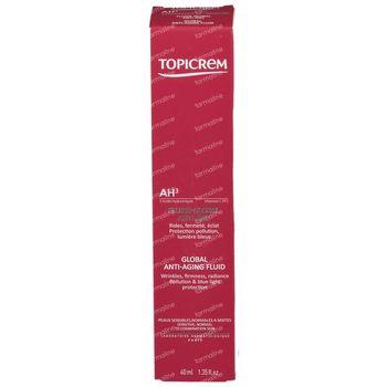 Topicrem AH3 Globale Fluide Anti-Aging 30 ml