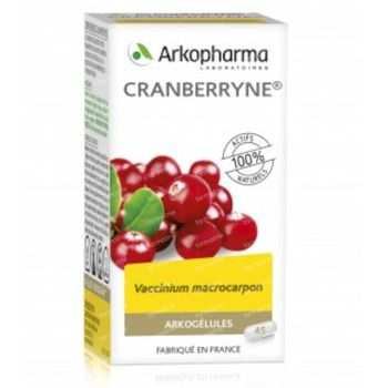 Arkogélules Cranneberges Bio 45 capsules