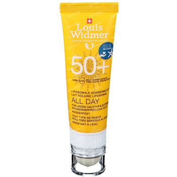 Louis Widmer All Day Lippenverzorging SPF50+ 25 ml