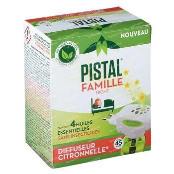 Pistal Familie Elektrische Verstuiver 1 stuk