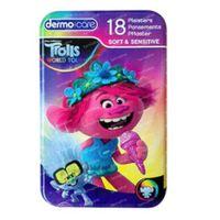Dermo Care Pansements Soft & Sensitive Trolls 18 pièces