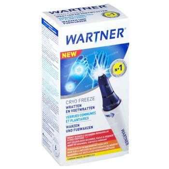 Wartner Cryo Freeze 2.0 Élimination des Verrues Vulgaires et Plantaires 14 ml