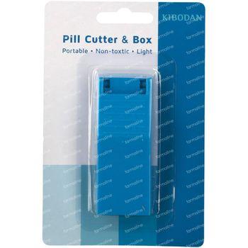 Kibodan Pill Cutter 1 stuk