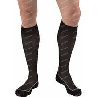 Jobst Sport Chaussettes de Compression 15-20 AD Noir Large 7528972 1 paire