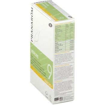 Pranarôm Oleocaps+ 9 Geheugen Bio 30 capsules