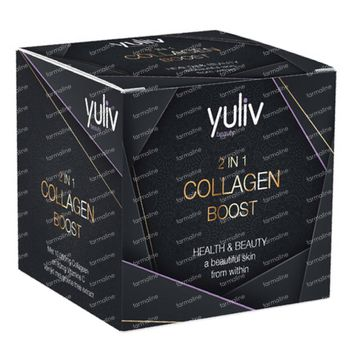 Yuliv Collageen Boost 30x25 ml