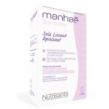 Nutrisanté Manhaé Soin Lavant Apaisant 200 ml