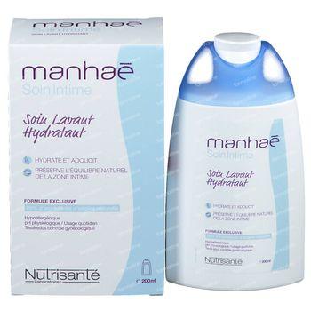 Nutrisanté Manhaé Soin Lavant Hydratant 200 ml