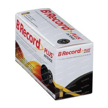 BRecord Plus Prix Réduit 10x10 ml