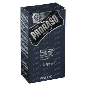 Proraso Scheercrème Azur Lime 275 ml