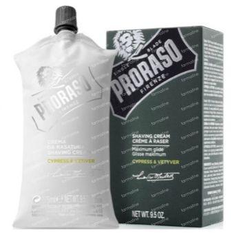 Proraso Cypress Vetyver Scheercrème 275 ml