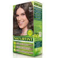 Naturtint Permanente Haarkleuring Licht Kastanjebruin 5N 160 ml