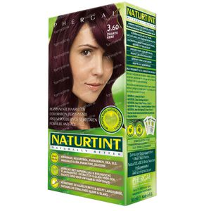 Naturtint Coloration Permanente Cerise Noir 3.60 160 ml