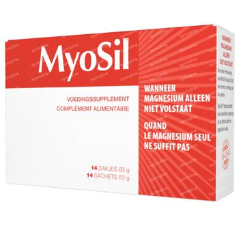 MyoSil 14 zakjes