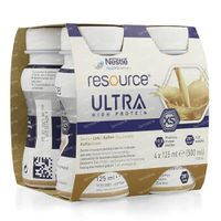 Nestlé Resource Ultra Koffie 4x125 ml