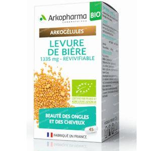 Arkocaps Levure de Bière Bio 45 capsules