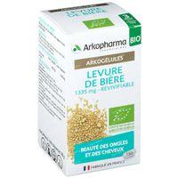 Arkocaps Beer Yeast Bio 150  kapseln