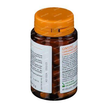 Arkogélules Ginseng Bio 45 capsules