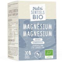 Nutri'Sentiels Bio Magnesium 30  tabletten