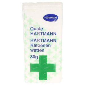 Hartmann Ouates Cotons Zigzag 80 g