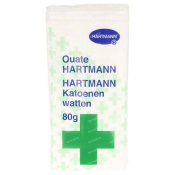 Hartmann Watten Katoen Zigzag 80 g