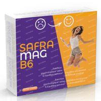 Saframag B6 30  capsules