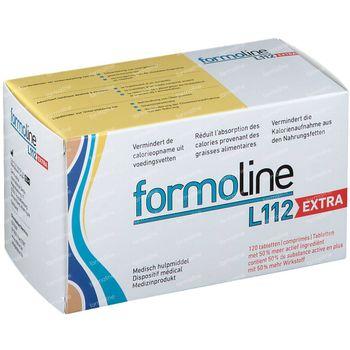 Formoline L112 Extra 120 comprimés