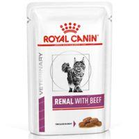 Royal Canin Feline Renal Beef 12x85 g