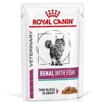 Royal Canin Feline Renal Tonijn 12x85 g