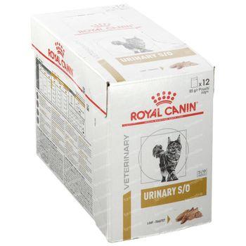 Royal Canin Feline Urinary SO Loaf 12x85 g