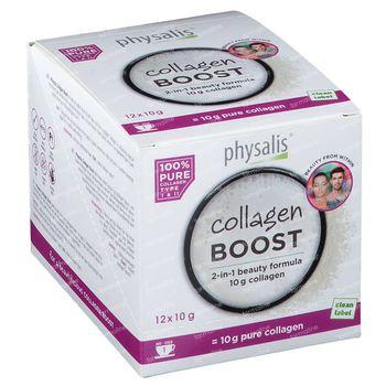 Physalis Collagen Boost 12x10 g