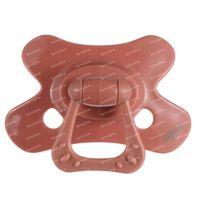 Difrax Sucette Brick Natural 18 Mois+ 1 pièce