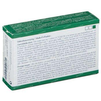 Lactose-OK 18 tabletten