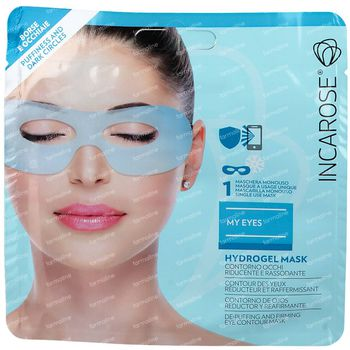 Incarose My Eyes Hydrogel Oogmasker 1 stuk